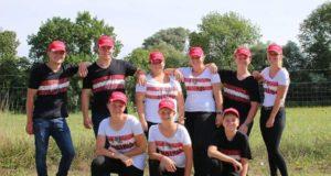 Daumen halten für Team Austria bei der Nachwuchs EM in Kisbér-Ászár (HUN). © equifocus- Ann Kathrin Drumm.