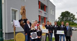 #tryon2018: Team Austria für die Weltreiterspiele in Tryon. © EQWO.net