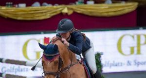 sterreichischer Sieg in der Fixkraft Big Amateur Tour für Josefina Goess-Saurau und Cassijo. © Michael Graf