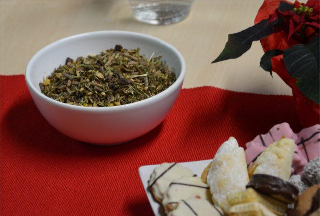 Weihnachtskekse und Fasermüsli im Hause Fixkraft. © Fixkraft