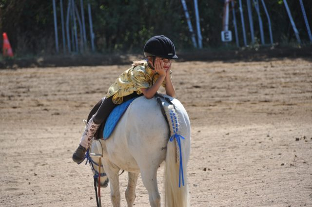 Niederlagen so aufzuarbeiten, dass sich daraus konstruktive Verbesserungschancen bilden lassen zeichnet einen guten Pferdesportler aus. © pixabay