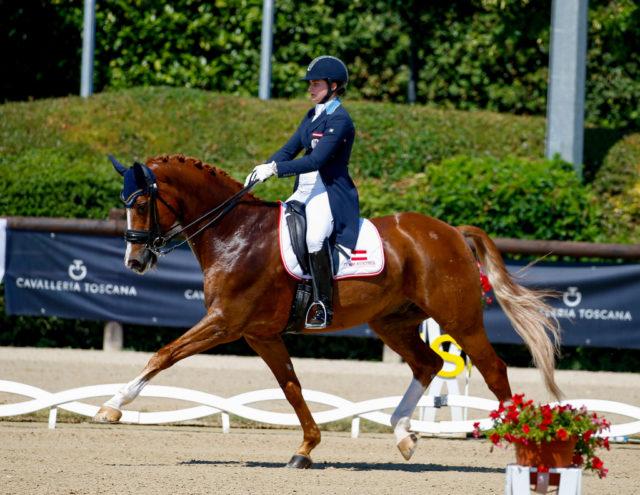 Nicola Luise Ahorner kam mit ihrem schicken Lezard 12 und 63.471 % auf Platz 51. © Petra Kerschbaum