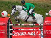 Casino Grand Prix-Sieg in Farrach für Gerfried Puck (ST) und For Fun VT. © OEPS/www.scan-pictures.net