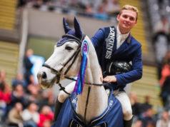 Kingsland Oslo Horse Show 2019; Bryan Balsiger - Clouzot de Lassus SUI photo FEI Satu Pirinen
