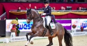 5.- 8.12.2019, Salzburg, Amadeus Horse Indoors Faustus Schneider,Dorothee GER photo: im|press|ions – Daniel Kaiser