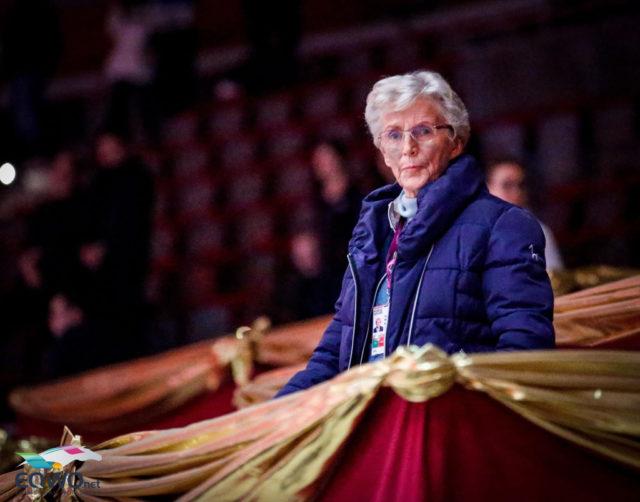 Madeleine Winter-Schulze ist nach dem Missgeschick in Salzburg wieder auf dem Weg der Besserung. © EQWO.net