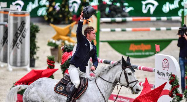 Zwei Starts, zwei Siege! Andrzej Oplatek (POL) war heute definitiv eine Klasse für sich! © Daniel Kaiser