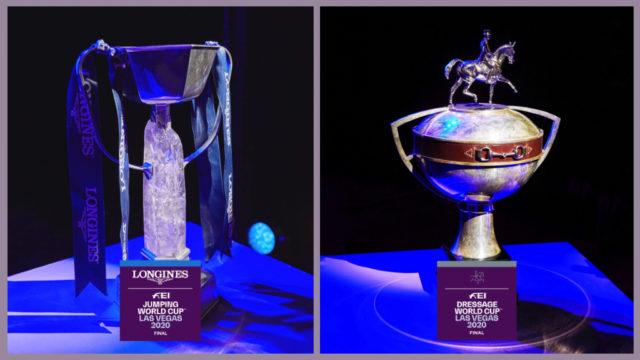 Dieses Jahr wird es kein Weltcupfinale geben. Die FEI musste gemeinsam mit den Veranstaltern aufgrund des Coronavirus diese Entscheidung treffen. © FEI