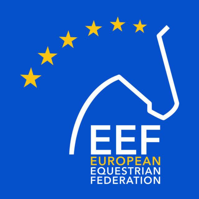 Europäische Reiterliche Vereinigung (EEF) Logo