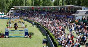 Die Global Champions Tour & und die Global Champions League werden 2020 ausgesetzt und auf 2021 verschoben. © LGCT/GCL