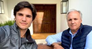 Vater Juan Senior berichtet von der perfekten Genesung seines Sohnes Juan Matute Guimon (ESP). © IG: juan_matute_guimon