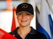 Die 14-jährige Tirolerin Lena Abfalterer zeigte beim Probe-CDI in Budapest (HUN) vergangene Woche, dass sie bei der EM 2020 vorne mitspielen will! © Petra Kerschbaum