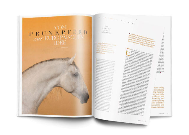 """THE LIPIZZANER"" - The Imperial Horse Magazin"
