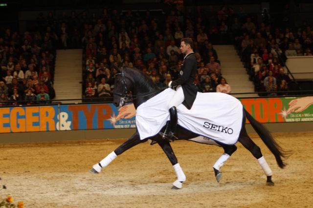 """Jedes Jahr ein """"Must-Be"""": das Wiener Pferdefest in der Stadthalle! © Manfred Leitgeb"""