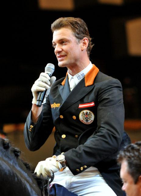 Peter Gmoser gewinnt 2012 in der Wiener Stadthalle! © Manfred Leitgeb