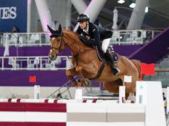 Max Kühner und Vancouver Dreams siegten zum Auftakt der CSI5* Longines Global Champions Tour in Doha. © Mario Grassia | CHI Al Shaqab 2021