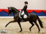 Sandra Nuxoll gewann im Februar einen nationalen Grand Prix mit über 75%! Dem OEPS reichte dieses Ergebnis nicht, um der gebürtigen Vorarlbergerin eine internationale Starterlaubnis zu erteilen. © Petra Kerschbaum