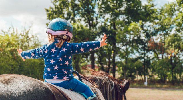 TrainerIn sein. Ein Traumjob, der schon den Kleinsten ihre ganz besonderen Reiterlebnisse ermöglicht. © pexels | Alexander Dummer