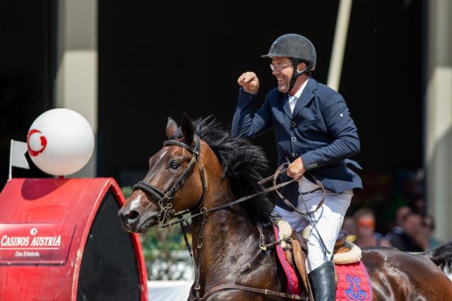 Jörg Domaingo konnte 2019 die Etappe in Lassee für sich entscheiden. © Casino GP/OEPS