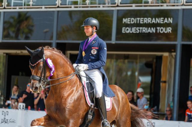 Einfach unglaublich! Paul Jöbstl holte in Oliva zweimal Bronze bei den Europameisterschaften der Junioren! © Lily Forado