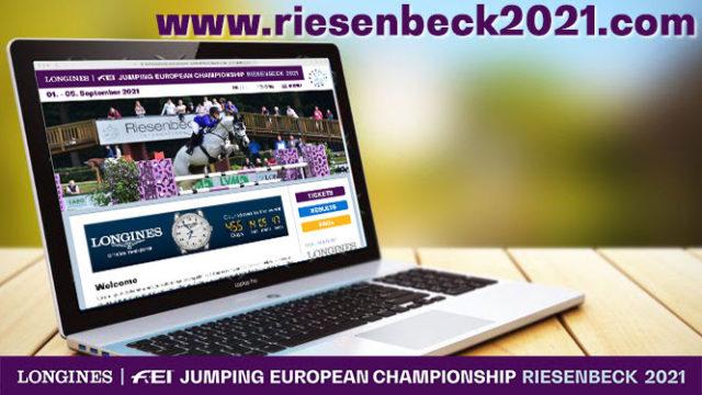Tickets für die Europameisterschaften im Springreiten in Riesenbeck jetzt im Verkauf! © Riesenbeck